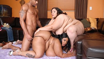 Bbw threesome victoria secret - 2 part 10